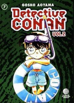 DETECTIVE CONAN II Nº7.