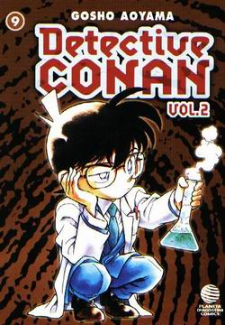 DETECTIVE CONAN II Nº9.