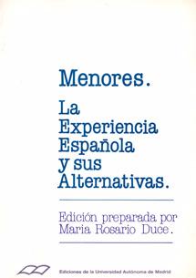 MENORES EXPERIENCIA ESPAÑOLA