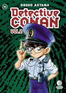 DETECTIVE CONAN II Nº16.