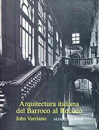 Arquitectura italiana del Barroco al Rococó