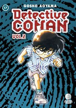 DETECTIVE CONAN II Nº17.