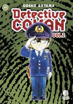 DETECTIVE CONAN II Nº19.