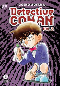 DETECTIVE CONAN II Nº22.