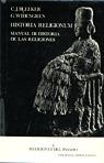 HISTORIA RELIGIONUM. MANUAL DE HISTORIA DE LAS RELIGIONES. TOMO II.