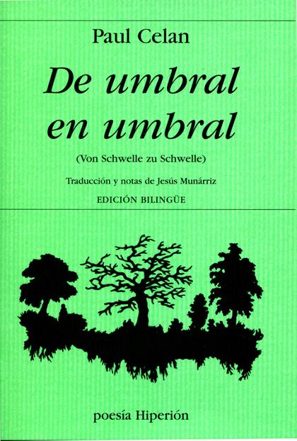 DE UMBRAL EN UMBRAL: POEMAS