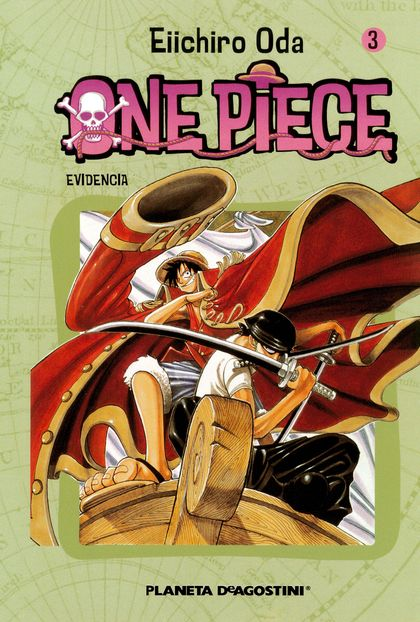 ONE PIECE Nº3.