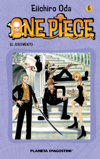 ONE PIECE Nº6.