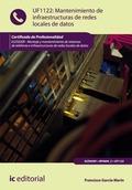 Mantenimiento de infraestructuras de redes locales de datos. ELES0209