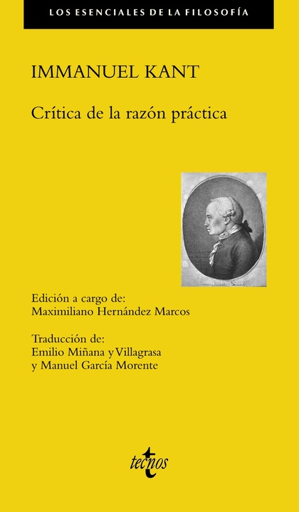 CRÍTICA DE LA RAZÓN PRÁCTICA.