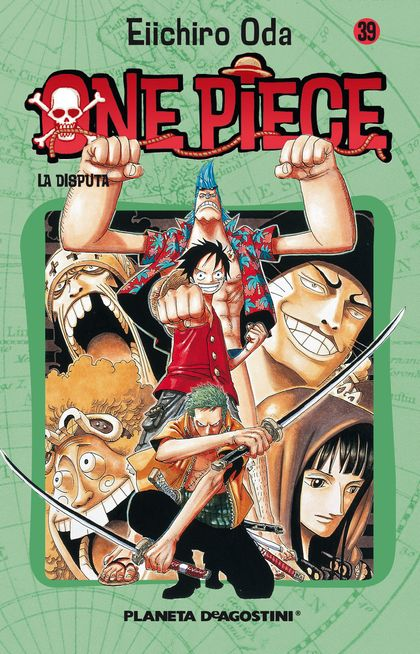 ONE PIECE Nº39.
