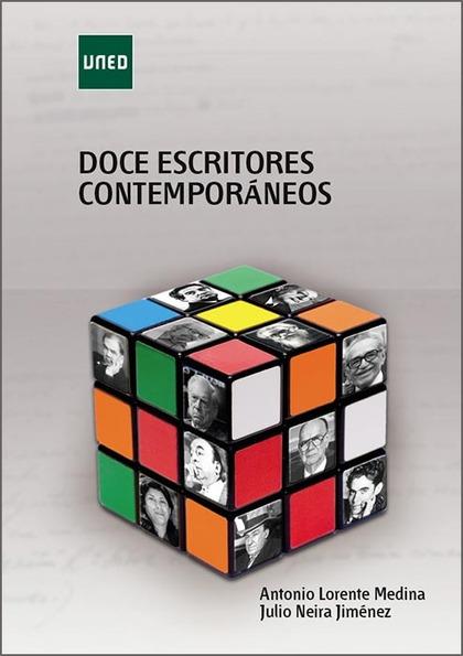 DOCE ESCRITORES CONTEMPORÁNEOS.