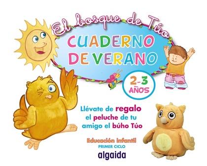 EL BOSQUE DE TÚO, EDUCACIÓN INFANTIL, 2 AÑOS. VACACIONES