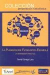 LA PLANIFICACIÓN FUTBOLÍSTICA ESPAÑOLA : LA HERRAMIENTA PRÁCTICA