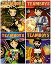 TEAMBOYS COLOUR