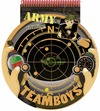 TEAMBOYS ARMY COLOUR!