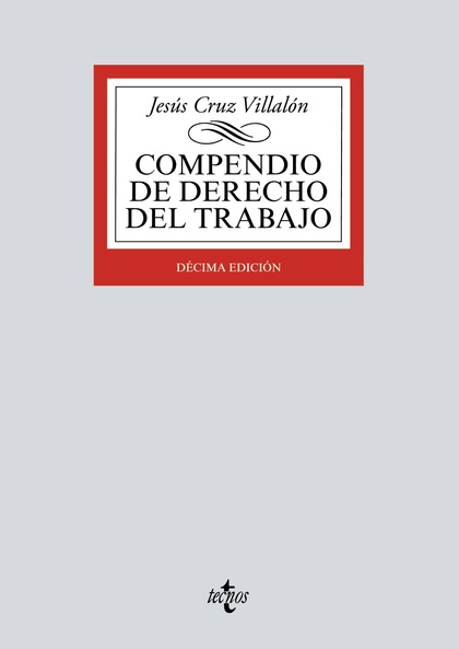 COMPENDIO DE DERECHO DEL TRABAJO.