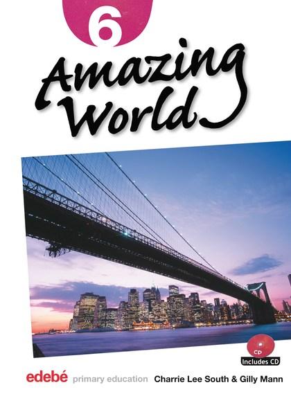 AMAZING WORLD, 6 EDUCACIÓN PRIMARIA