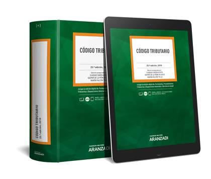 CÓDIGO TRIBUTARIO (PAPEL + E-BOOK).