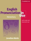 ENGLISH PRONUNCIATION IN USE ELEMENTARI KEY/CD