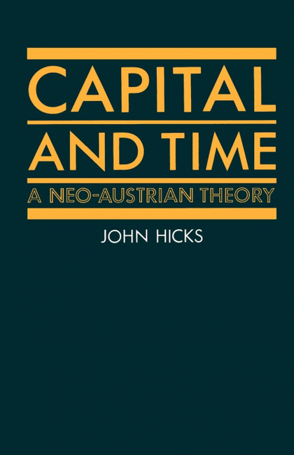 CAPITAL AND TIME