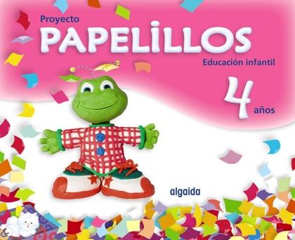 PAPELILLOS, EDUCACIÓN INFANTIL, 4 AÑOS