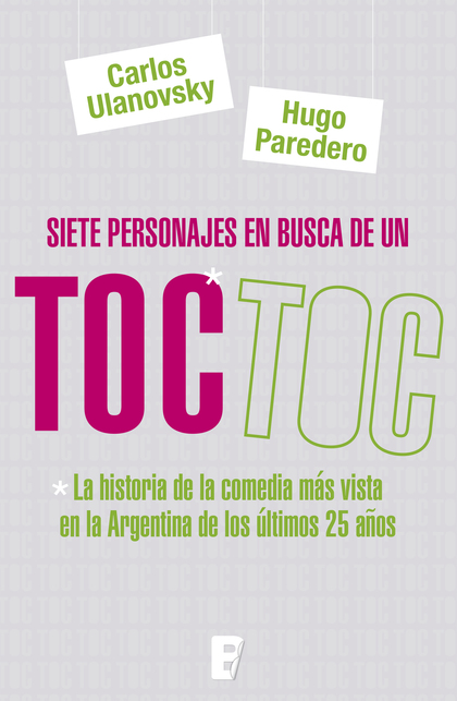Siete personajes en busca de un Toc Toc