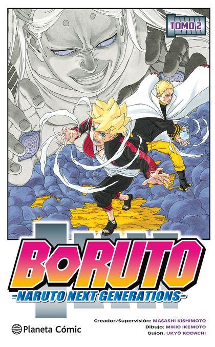 BORUTO Nº 02                                                                    NARUTO NEXT GEN