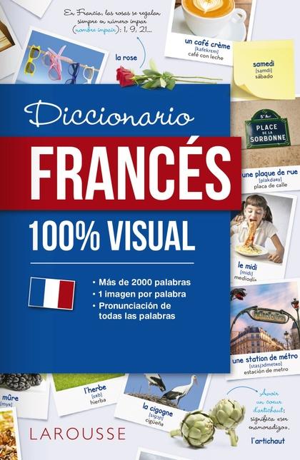 DICCIONARIO DE FRANCÉS 100% VISUAL.