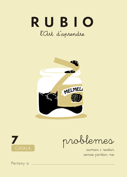 RUBIO, L´ART D´APRENDRE. PROBLEMES 7.