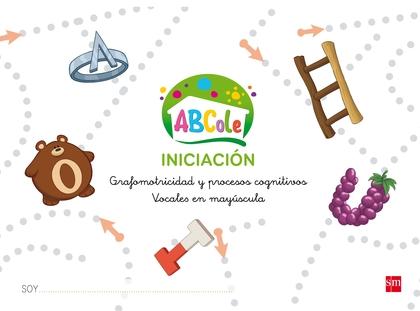 3 AÑOS GRAFOMOTRICIDAD ABCOLE 18