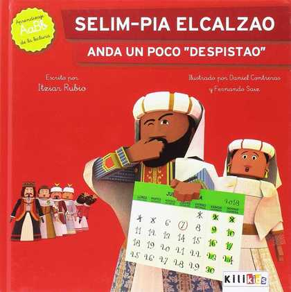 SELIM-PIA ELCALZAO ANDA UN POCO ´DESPISTAO´.
