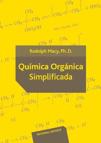 Química orgánica simplificada