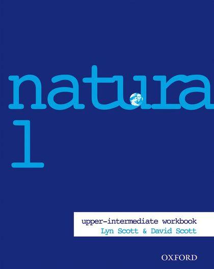 NATURAL ENGLISH UPPER-INT.WB/KEY