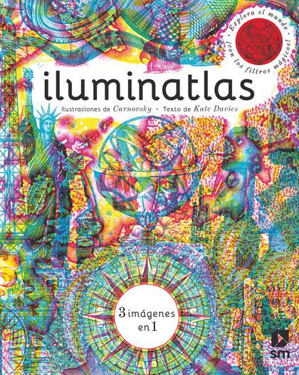 ILUMINATLAS - 3 IMAGENES EN 1.