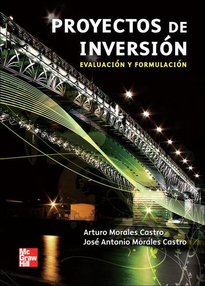 PROYECTOS DE INVERSION EVALUACION Y FORMULACION