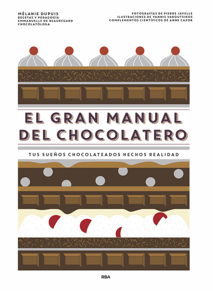 EL GRAN MANUAL DEL CHOCOLATERO.