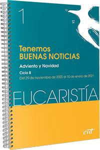 TENEMOS BUENAS NOTICIAS. ADVIENTO Y NAVIDAD CICLO B.