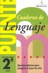 PUENTE LENGUAJE 2, EDUCACIÓN PRIMARIA (PASO DE 2º A 3º CURSO)