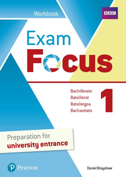 EXAM FOCUS 1 WORKBOOK PRINT & DIGITAL INTERACTIVE WORKBOOKACCESS CODE.