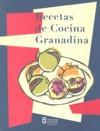 RECETAS DE COCINA GRANADINA
