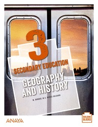 GEOGRAPHY AND HISTORY 3. STUDENT´S BOOK.