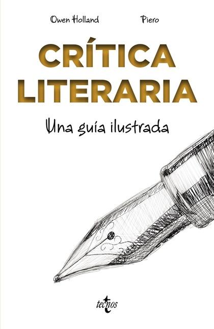 CRÍTICA LITERARIA. UNA GUÍA ILUSTRADA