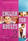 NEW ENGLISH FOR ADULTS 2 ALUM
