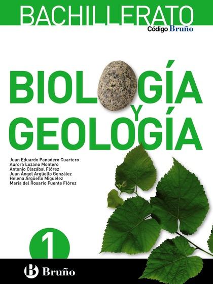 CÓDIGO BRUÑO, BIOLOGÍA Y GEOLOGÍA, 1 BACHILLERATO