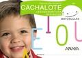 CACHALOTE, LECTOESCRITURA INICIACIÓN, EDUCACIÓN INFANTIL, 3 AÑOS. MAYÚSCULAS (VALENCIA)