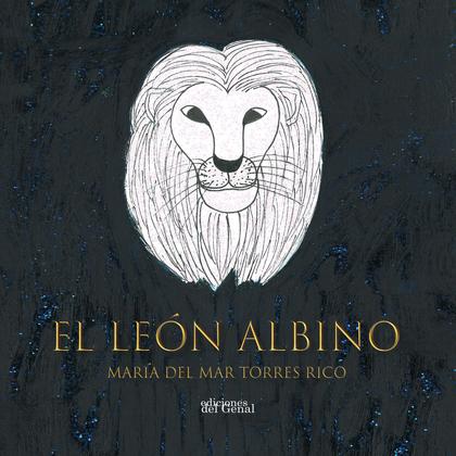 EL LEÓN ALBINO.