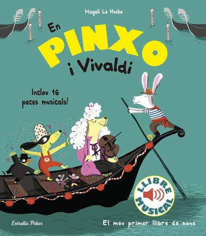 EN PINXO I VIVALDI. LLIBRE MUSICAL.