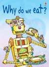 WHY DO WE EAT ?.