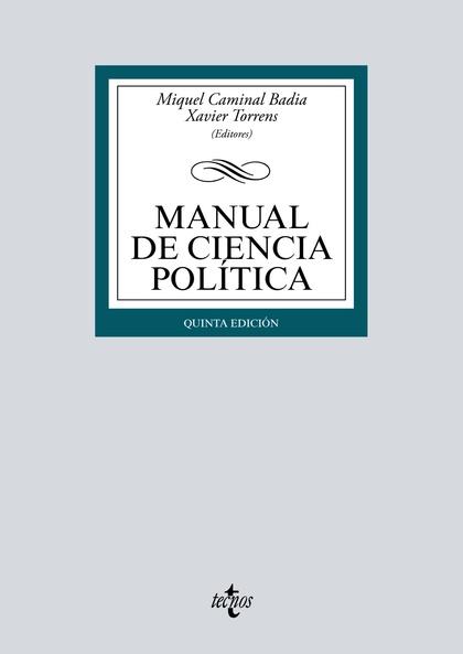 018 MANUAL CIENCIA POLITICA.